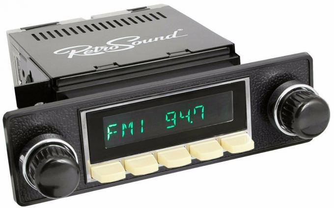 RetroSound 1967-77 Fiat Spider Hermosa Radio