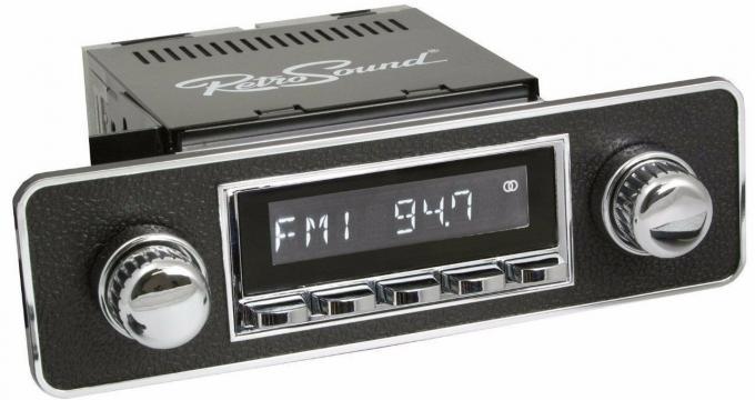 RetroSound 1983-87 Honda Prelude Hermosa Radio with DIN Kit