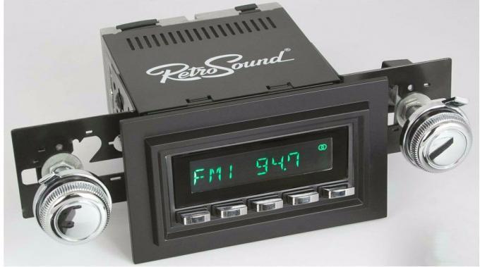 RetroSound 1972-76 Ford Gran Torino Long Beach Radio