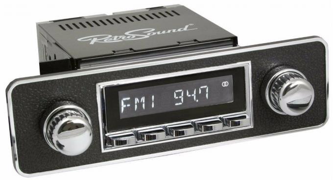 RetroSound 1976-81 Volkswagen Dasher Laguna Radio with DIN Kit