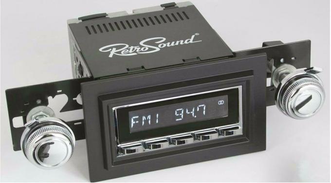 RetroSound 1967-68 Chevrolet Biscayne Hermosa Radio