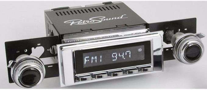 RetroSound 1965-69 Chevrolet Corvair Laguna Radio