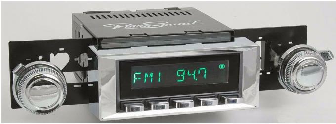 RetroSound 1965-66 Chevrolet Impala Long Beach Radio