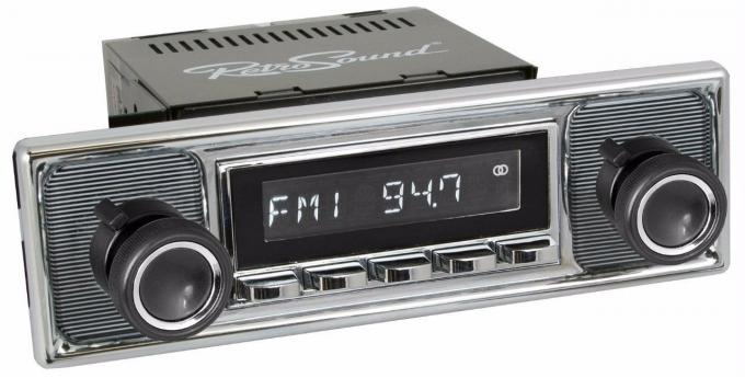 RetroSound 1968-76 BMW 2000 Series Hermosa Radio