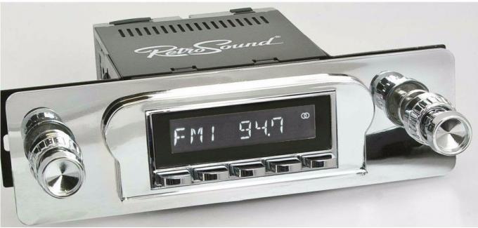 RetroSound 1960-62 Ford Galaxie Laguna Radio