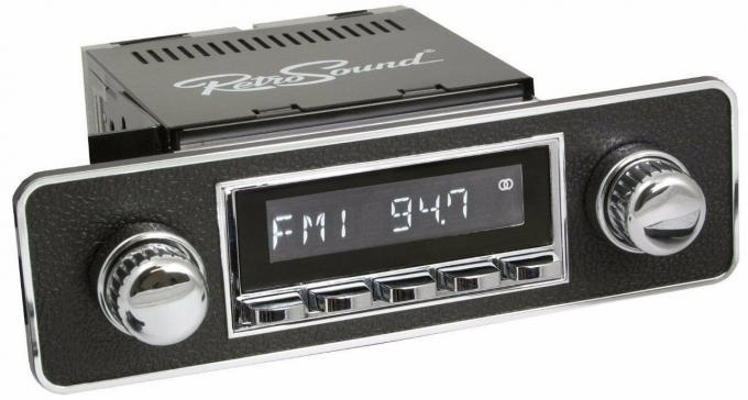 RetroSound 1980-84 Volkswagen Rabbit Hermosa Radio with DIN Kit