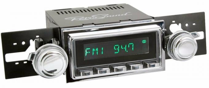 RetroSound 1956-74 Karmann Ghia Long Beach Radio