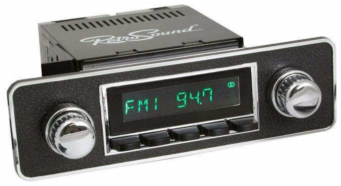 RetroSound 1966-73 Volkswagen Type 3 Long Beach Radio