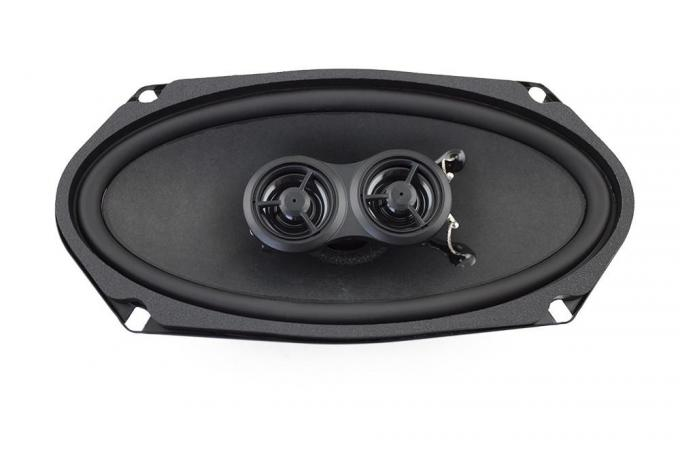 RetroSound 4x8-Inch Premium Ultra-thin Replacement Speakers