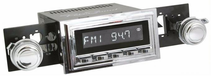 RetroSound 1961-62 Chevrolet Bel Air Hermosa Radio