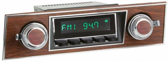 RetroSound 1967-68 Pontiac Firebird Long Beach Radio
