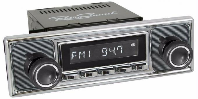 RetroSound 1974-83 Mercedes Benz 240D Hermosa Radio
