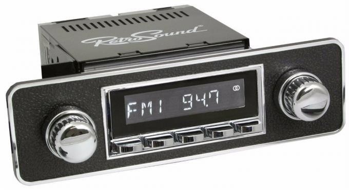RetroSound 1994-99 Volkswagen Jetta Laguna Radio with DIN Kit