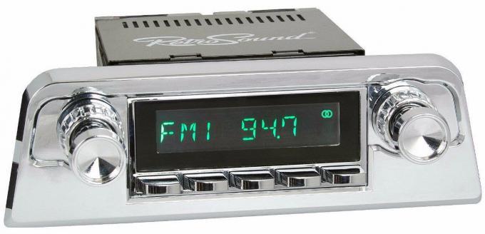RetroSound 1961-63 Ford Thunderbird Hermosa Radio