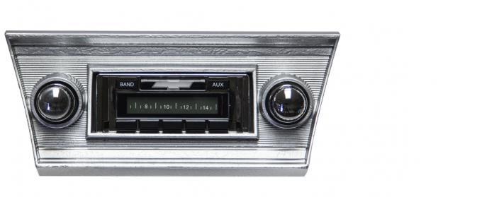 Custom Autosound 1966-1967 Chevrolet Chevelle USA-230 Radio