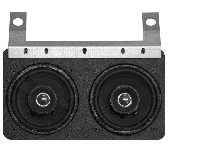 Custom Autosound 1954-1956 Buick Dual Speakers