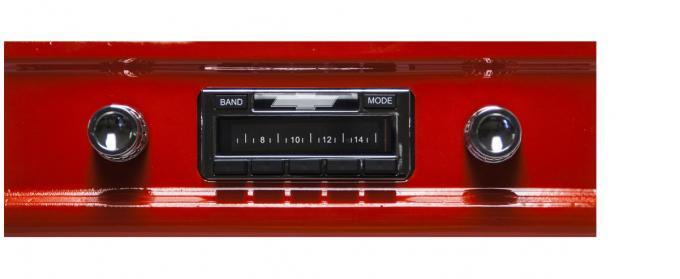 Custom Autosound 1960-1963 Chevrolet Truck/Blazer USA-630 Radio