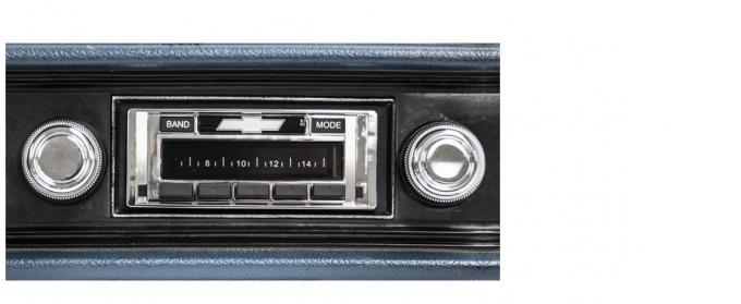 Custom Autosound 1970-1972 Chevrolet Impala/Caprice USA-630 Radio