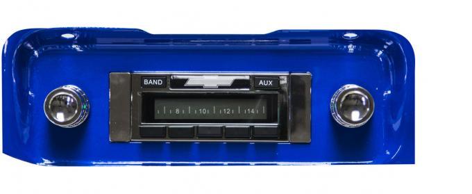 Custom Autosound 1964-1966 Chevrolet Truck/Blazer USA-230 Radio