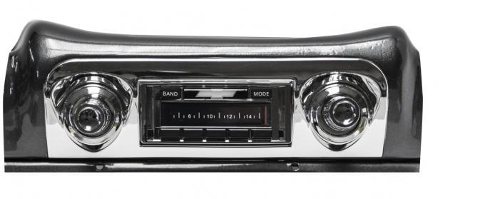 Custom Autosound 1959-1960 Chevrolet Impala/Caprice USA-630 Radio