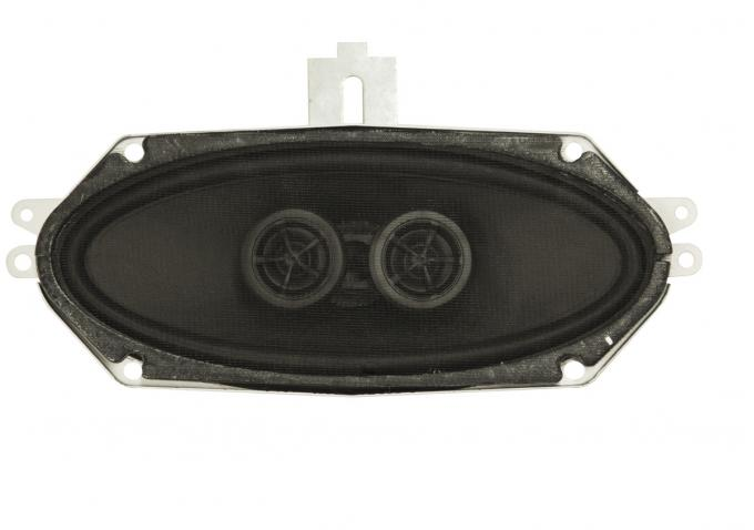 Custom Autosound 1968-1972 Pontiac LeMans Dual Voice Coil Speakers