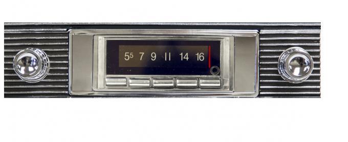 Custom Autosound 1954-1955 Cadillac USA-740 Radio