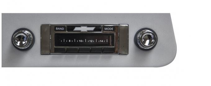 Custom Autosound 1963-1964 Chevrolet Impala/Caprice USA-630 Radio