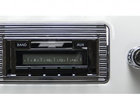 Custom Autosound 1947-1953 Chevrolet Truck/Blazer USA-230 Radio