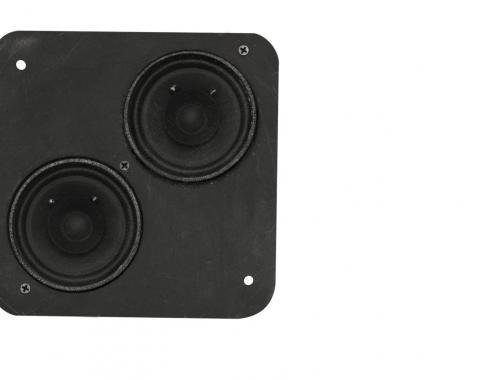 Custom Autosound 1961-1969 Buick Dual Speakers