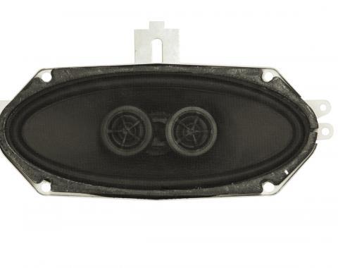 Custom Autosound 1965-1966 Chevrolet Impala/Caprice Dual Voice Coil Speakers