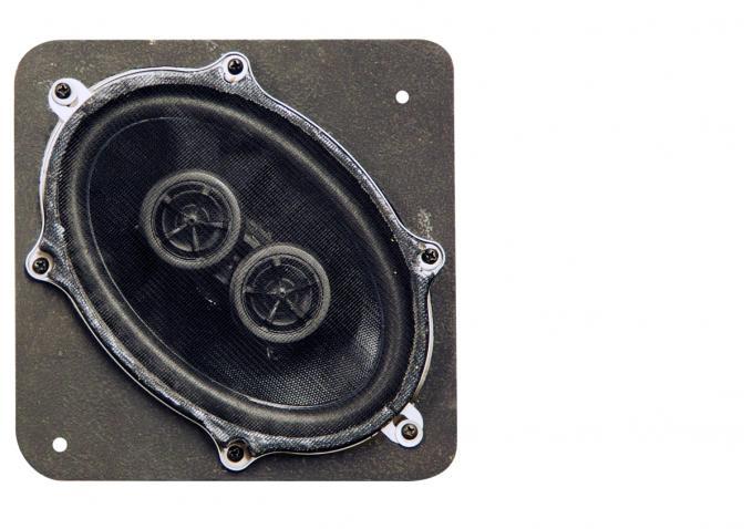 Custom Autosound 1953-1957 Chevrolet Corvette Dual Voice Coil Speakers