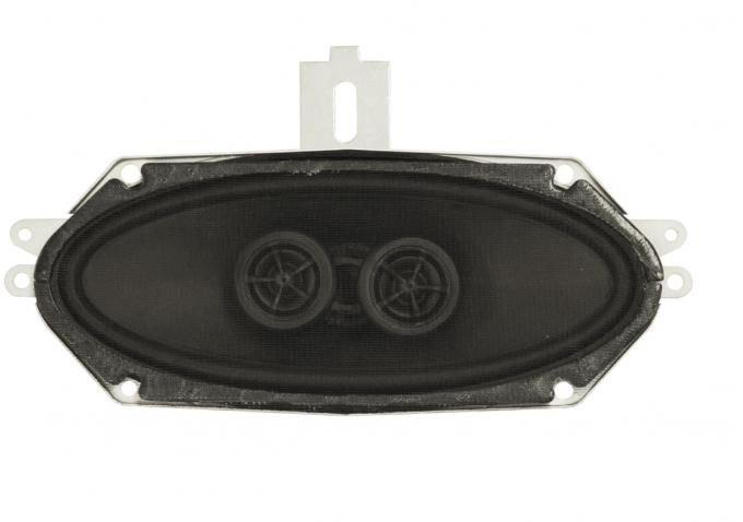 Custom Autosound 1966-1967 Chevrolet Chevelle Dual Voice Coil Speakers