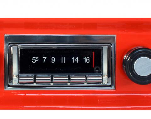 Custom Autosound 1967-1972 GMC Truck/Jimmy USA-740 Radio