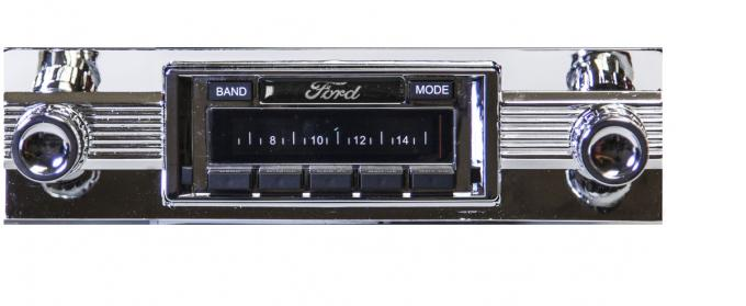 Custom Autosound 1959 Ford USA-630 Radio