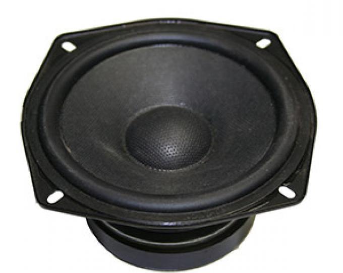 Custom Autosound 1949-1977 Volkswagen Bug Dual Voice Coil Speakers