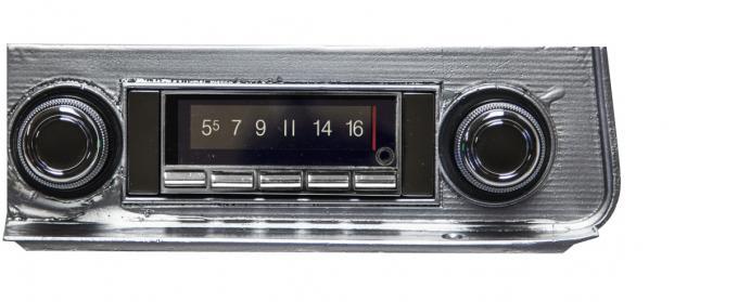 Custom Autosound 1964 Chevrolet Chevelle USA-740 Radio