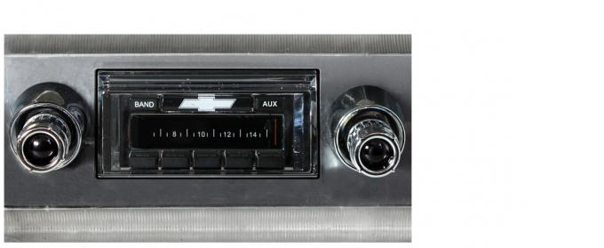 Custom Autosound 1965 Chevrolet Impala/Caprice USA-230 Radio