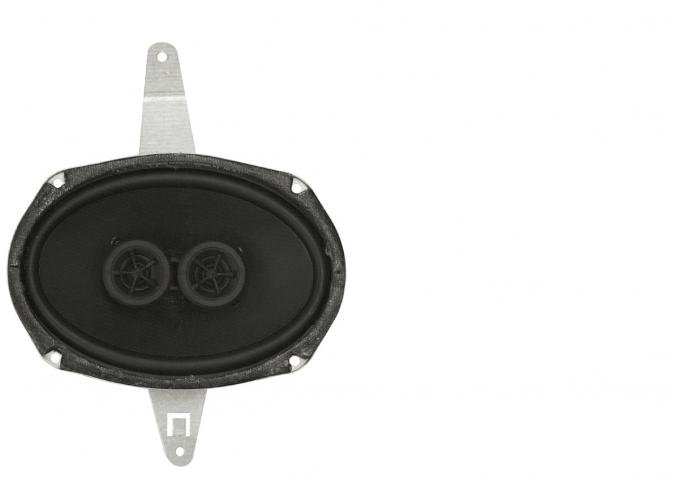 Custom Autosound 1963-1964 Chevrolet Impala/Caprice Dual Voice Coil Speakers