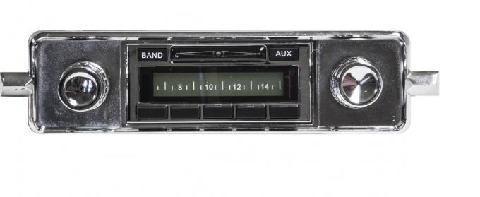 Custom Autosound 1958-1967 Volkswagen Bug USA-230 Radio