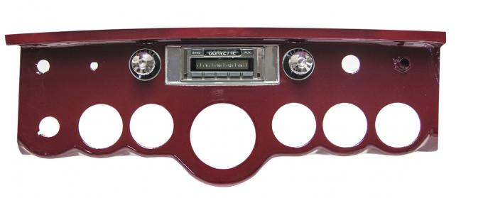 Custom Autosound 1953-1957 Chevrolet Corvette USA-230 Radio