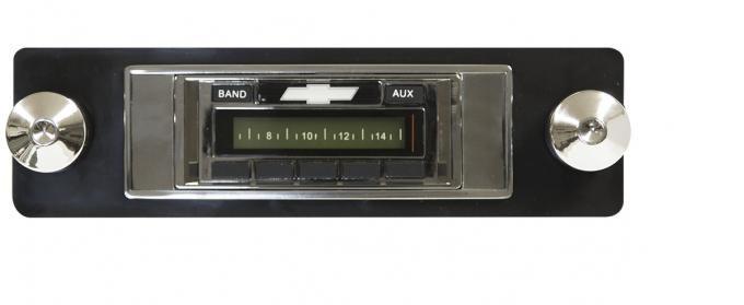 Custom Autosound 1955 Chevrolet Chevrolet 150/210 USA-230 Radio