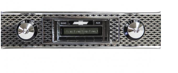 Custom Autosound 1955 Chevrolet Belair USA-230 Radio