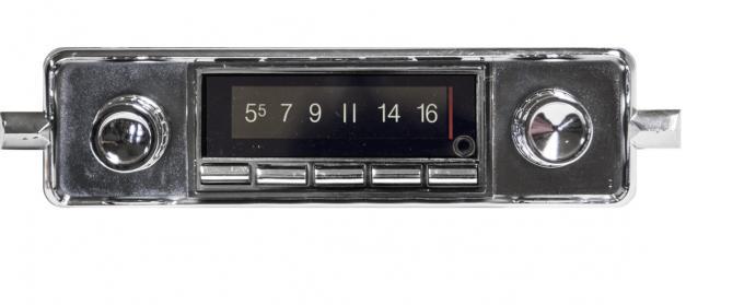 Custom Autosound 1958-1967 Volkswagen Bug USA-740 Radio