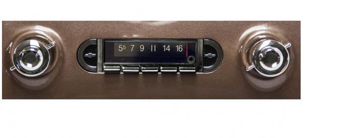 Custom Autosound 1955-1959 Chevrolet Truck/Blazer USA-740 Radio