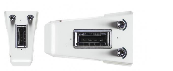 Custom Autosound 1963-1967 Chevrolet Corvette USA-630 Radio