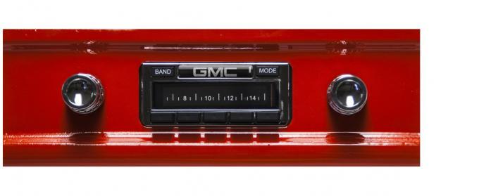 Custom Autosound 1960-1963 GMC Truck/Jimmy USA-630 Radio