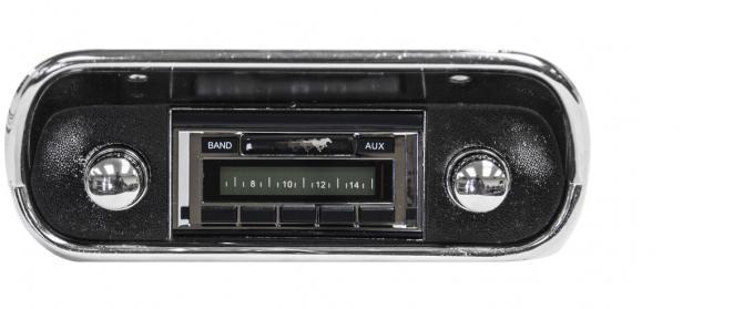 Custom Autosound 1967-1973 Ford Mustang USA-230 Radio