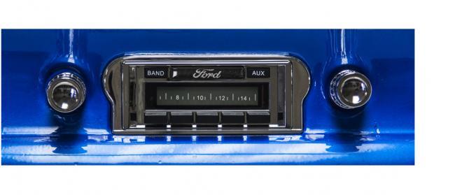 Custom Autosound 1960-1963 Ford Ranchero USA-230 Radio