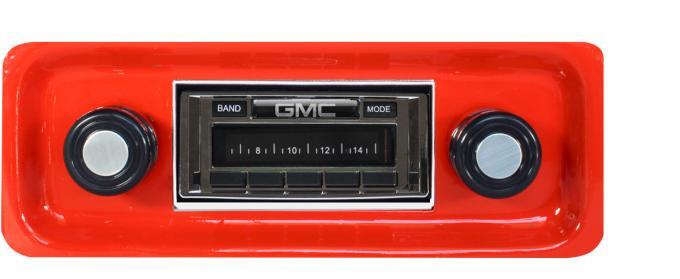 Custom Autosound 1967-1972 GMC Truck/Jimmy USA-630 Radio