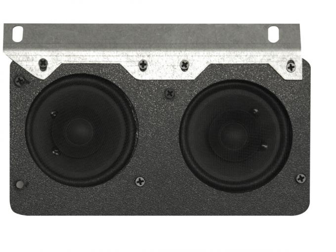 Custom Autosound 1964-1967 Pontiac GTO/Tempest Dual Speakers